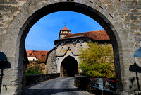 Rothenburg Ob De Tauber